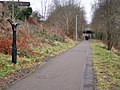 National Cycle Network Route 75 at Uddingston (geograph 6778213).jpg