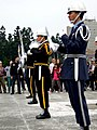 National Taiwan Democracy Memorial Hall - Ceremonial Guard.JPG