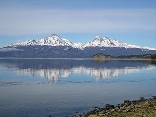 Hoste Island Chilean island