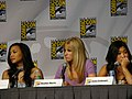 Naya Rivera, Heather Morris & Jenna Ushkowitz (4853061404).jpg
