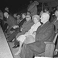 Nederland tegen Nederlandse Antillen , Minister Korthal woonde de wedstrijd bij,, Bestanddeelnr 914-2745.jpg