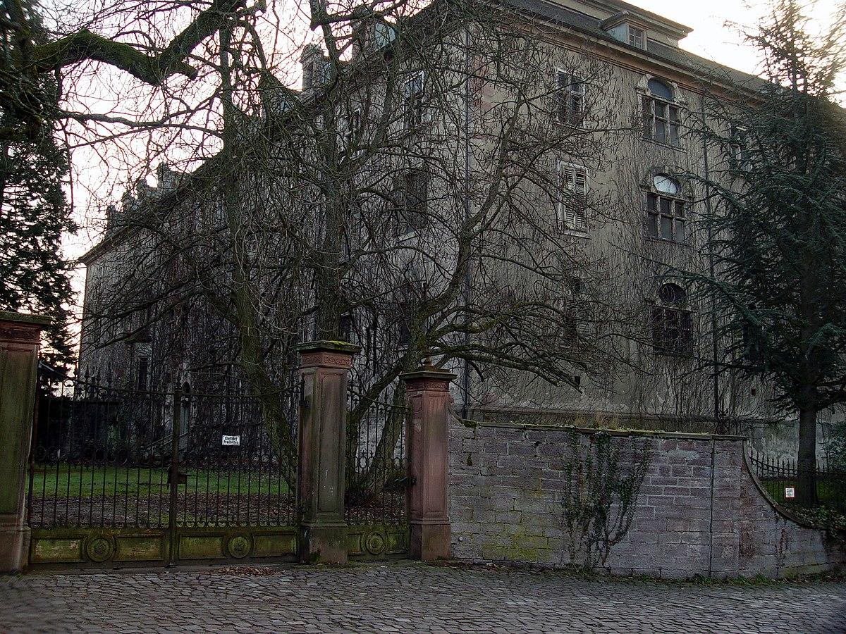 Baden Baden Neues Schloss