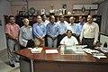 New DG Anil Shrikrishna Manekar With Other Dignitaries - NCSM - Kolkata 2016-02-29 1852.JPG