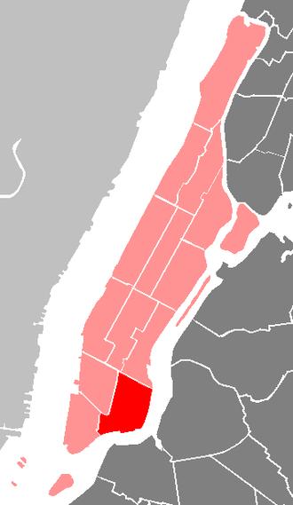 Manhattan Community Board 3 - Community Board 3