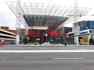 Newcastle Interchange transport interchange in Newcastle, New South Wales