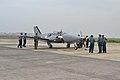 Newly Arrived Beechcraft Baron G58 of Indonesian Navy.jpg