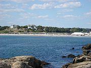 Coast along Newport