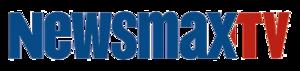 Newsmax TV - Image: Newsmax TV Logo