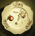 Ngv, manifattura di meissen, piatto, 1750 circa.JPG