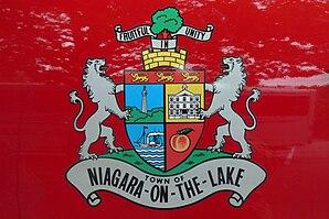 Wappen von Niagara-on-the-Lake