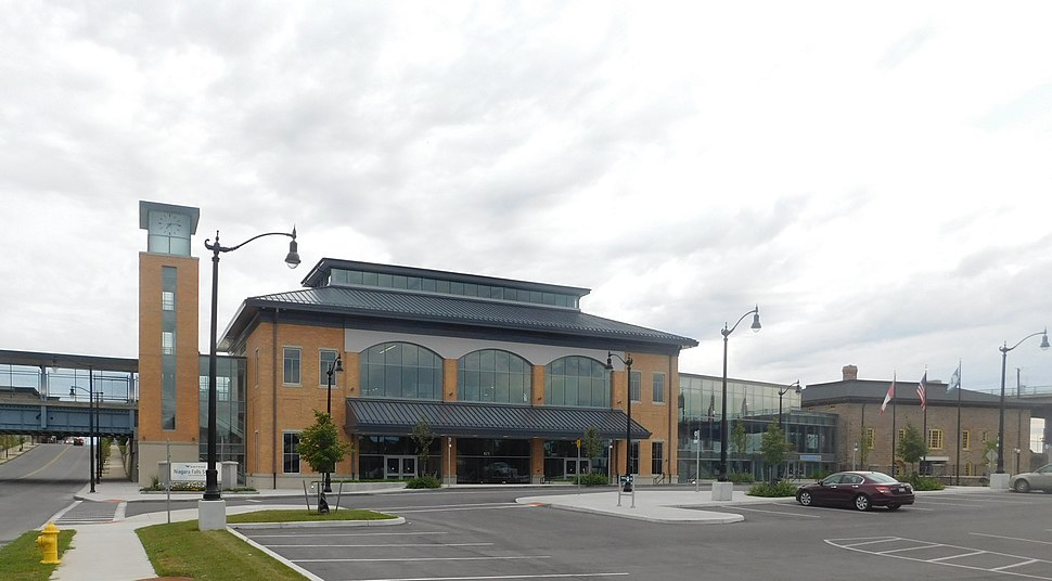 Niagara Falls Station and Customhouse Interpretive Center