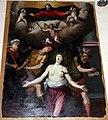 Niccolò cercignani detto il pomarancio, martirio di sant'agata 01.JPG