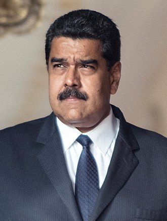 Nicolás Maduro - Maduro in 2016.