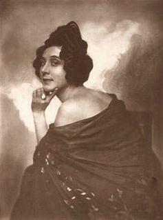 Ressel Orla Austrian actress