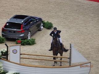 Nicola Philippaerts Belgian equestrian
