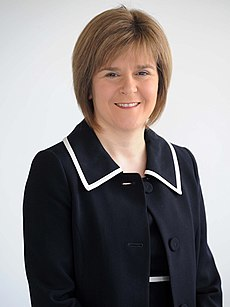 Nicola Sturgeon, Scottish National Party leader and Scottish First Minister. Image: Scottish Government.