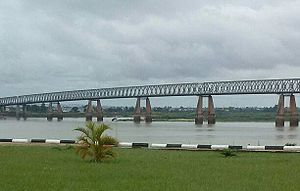 Onitsha - The famous Niger River and Niger Bridge defines Onitsha as the gateway to the Igbo heartland.