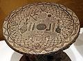 Nigeria, bini, ripiano del regno del benin, ferro 02.JPG