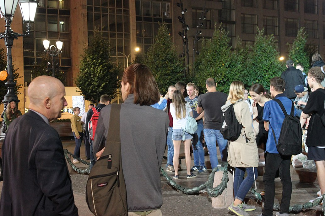 Night picket on Pushkin Square (2018-09-09) 14.jpg