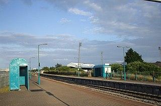Ninian Park railway station