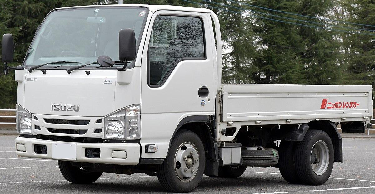 Nissan Motor Corporation >> Isuzu Elf - Wikipedia