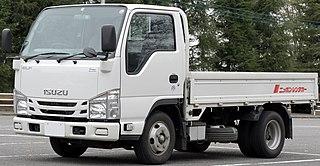 Isuzu Elf Medium duty truck