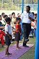Nisith Ranjan Chowdhury Explains Medical Aspects of Football - Football Workshop - Nisana Foundation - Sagar Sangha Stadium - Baruipur - South 24 Parganas 2016-02-14 1371.JPG
