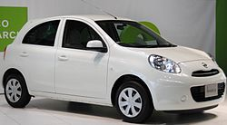 Nissan March K13