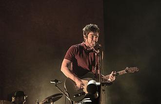 Noel Gallagher - Noel Gallagher during FIB 2015
