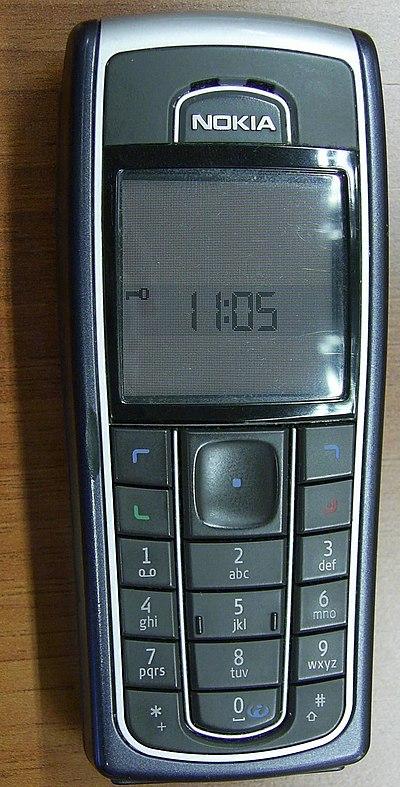 Nokia 6230 - Wikiwand