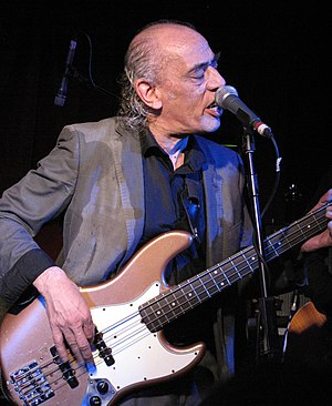 Norman Watt-Roy - Image: Norman Watt Roy at Water Rats
