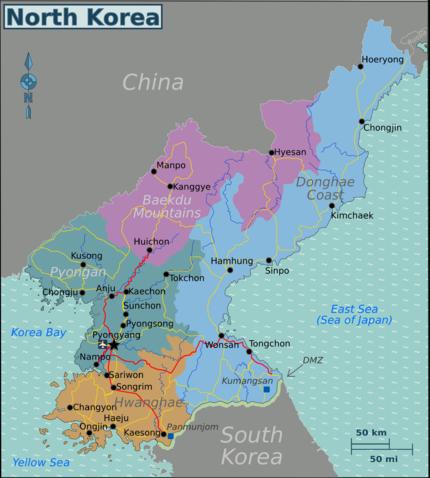 North Korea Travel Guide At Wikivoyage