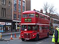 Nottingham & District Omnibus Routemaster bus RML2336 (CUV 336C), Mansfield Street, Nottingham, 14 April 2008.jpg