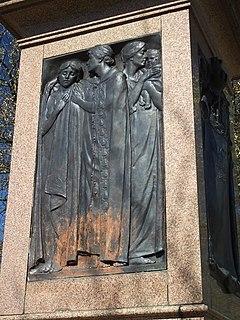 Albert Toft English sculptor