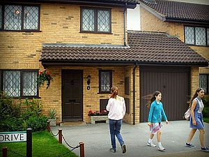 Places in Harry Potter - No 4, Privet Drive, Little Whinging