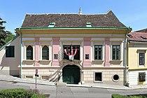 Nussdorf (Wien) - Lehar-Schlössl.JPG