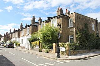 Gospel Oak Human settlement in England