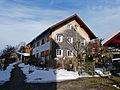 Oberstdorf - Schöllang - Kirchpl Nr 6 Kaplanhaus v SW.JPG