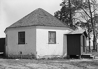 Octagonal Schoolhouse (Cowgills Corner, Delaware) United States historic place