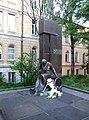 Odesa Olgivska Medical WWII Monument.jpg