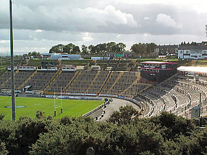 1980 New Zealand rugby league tour of Great Britain and France - Image: Odsal Stadium geograph.org.uk 60082