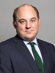 Official portrait of Rt Hon Ben Wallace MP crop 2.jpg