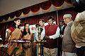 Oil Lamp Lighting - Inaugural Function - Ranchi Science Centre - Jharkhand 2010-11-29 9030.JPG