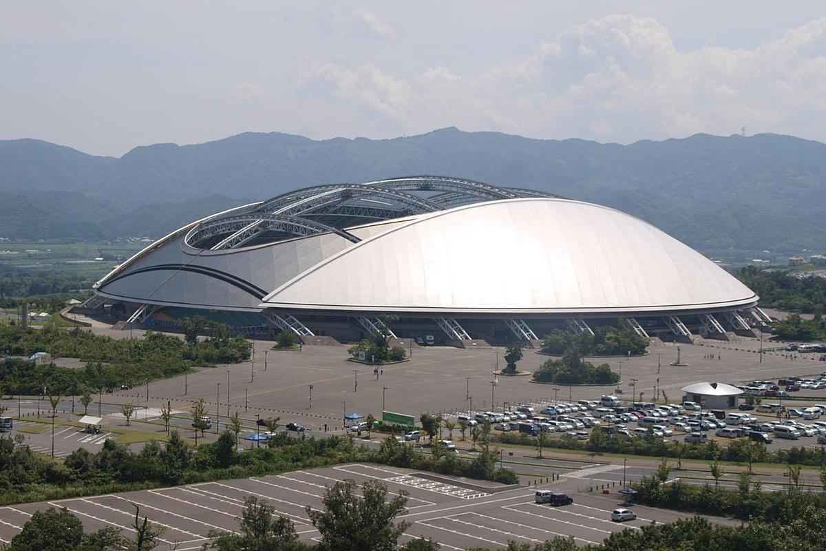 ورزشگاه اوئیتا - ویکیپدیا، دانشنامهٔ آزاد
