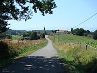 Oléac-Debat village 2.JPG