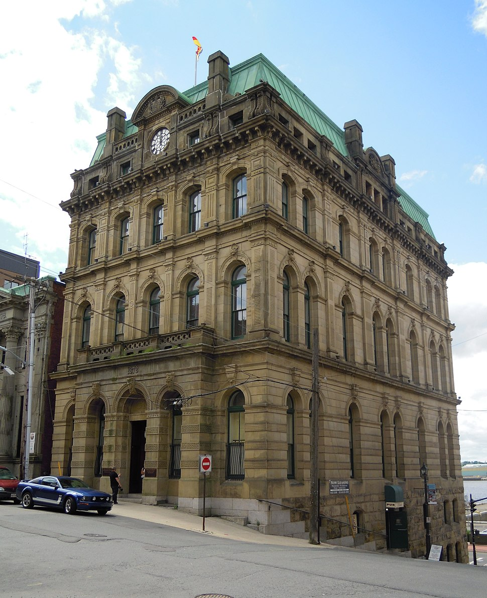 Old Post Office Saint John