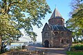 Old chapel on a artificial hill (1154) from Barbarossa at Nijmegen. The Sint Nicolas chapel - panoramio.jpg