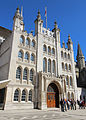 Old entrance to Guildhall, London.jpg