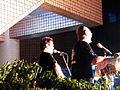 Oldie Goodie Soft Band on Stage Rear View 20120728.jpg