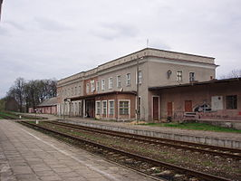 Olecko, train station.jpg